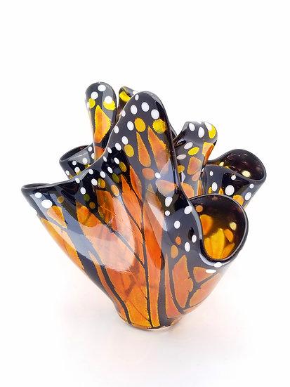 Large Monarch Vase
