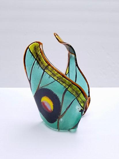 Small Spanish Luna Vase