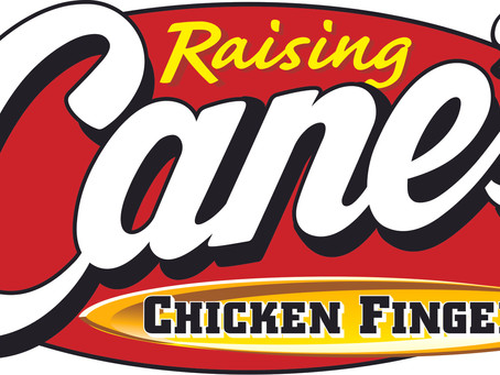 Raising Cane's Dining for Dollars 9/13