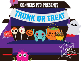 Trunk or Treat October 22 5-7pm