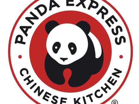 Panda Express Fundraiser 3/4