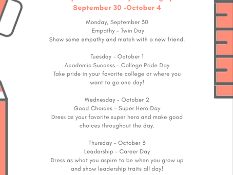The EAGLE Way Week of Respect