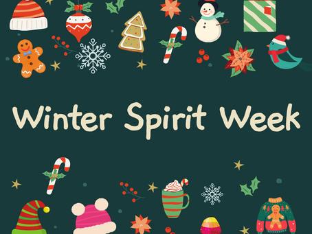 Winter Spirit Week