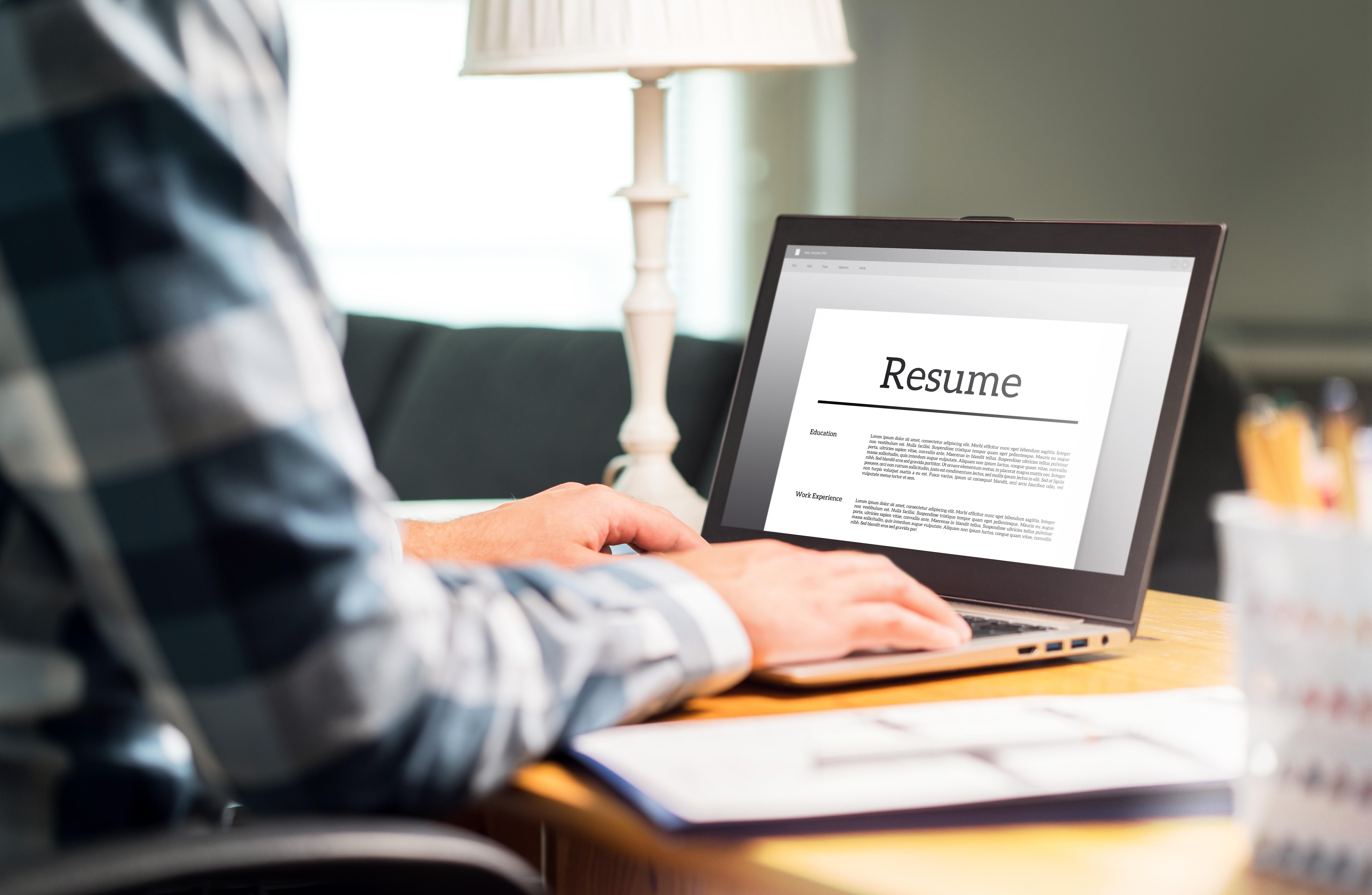Resume Writing Session