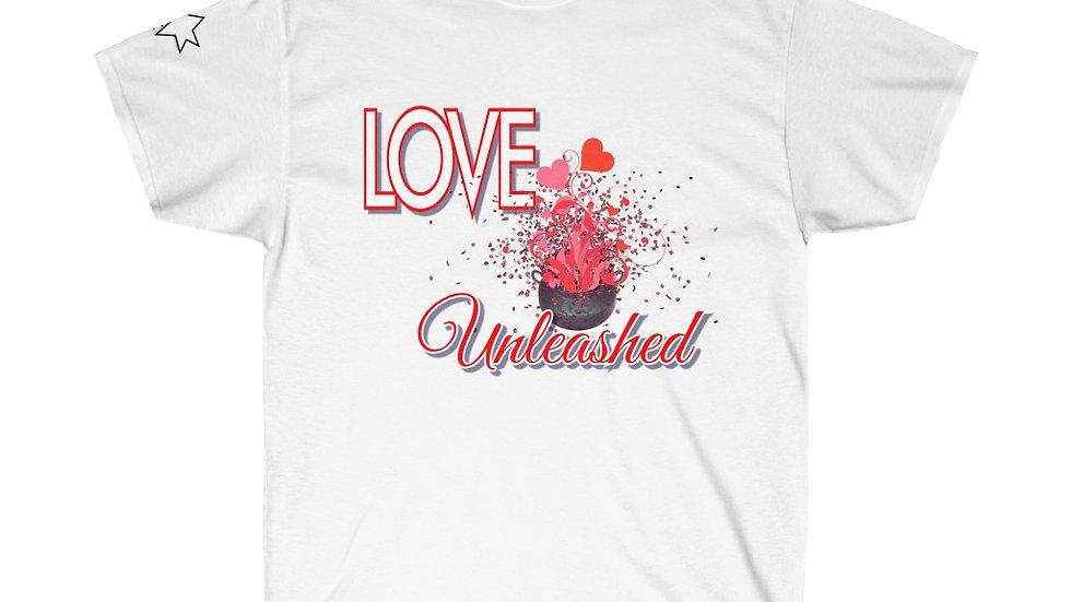 Unisex Ultra Cotton Tee - Love Unleashed