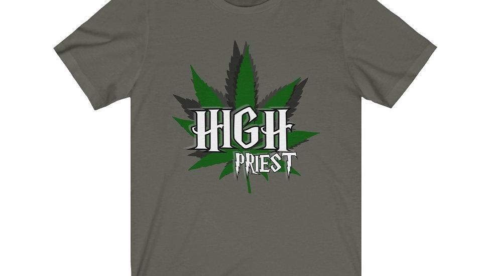Unisex Jersey Short Sleeve Tee - High Priest
