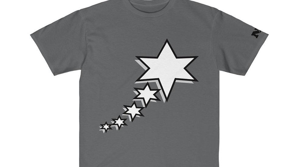Kids Retail Fit Tee - 6 Points 5 Stars (White)