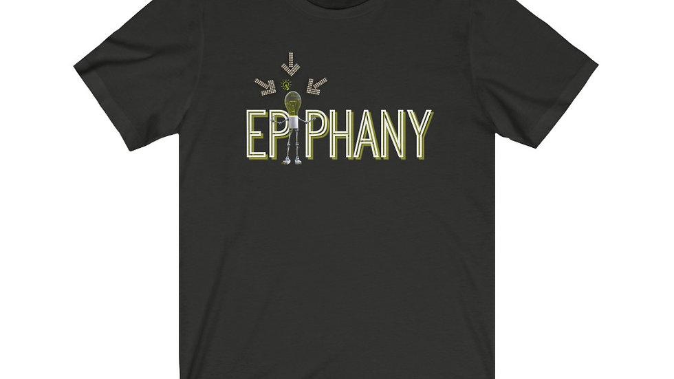 Unisex Jersey Short Sleeve Tee - Epiphany I