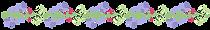 Цветочная гирлянда 6
