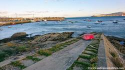 Puerto de Morás, Xove
