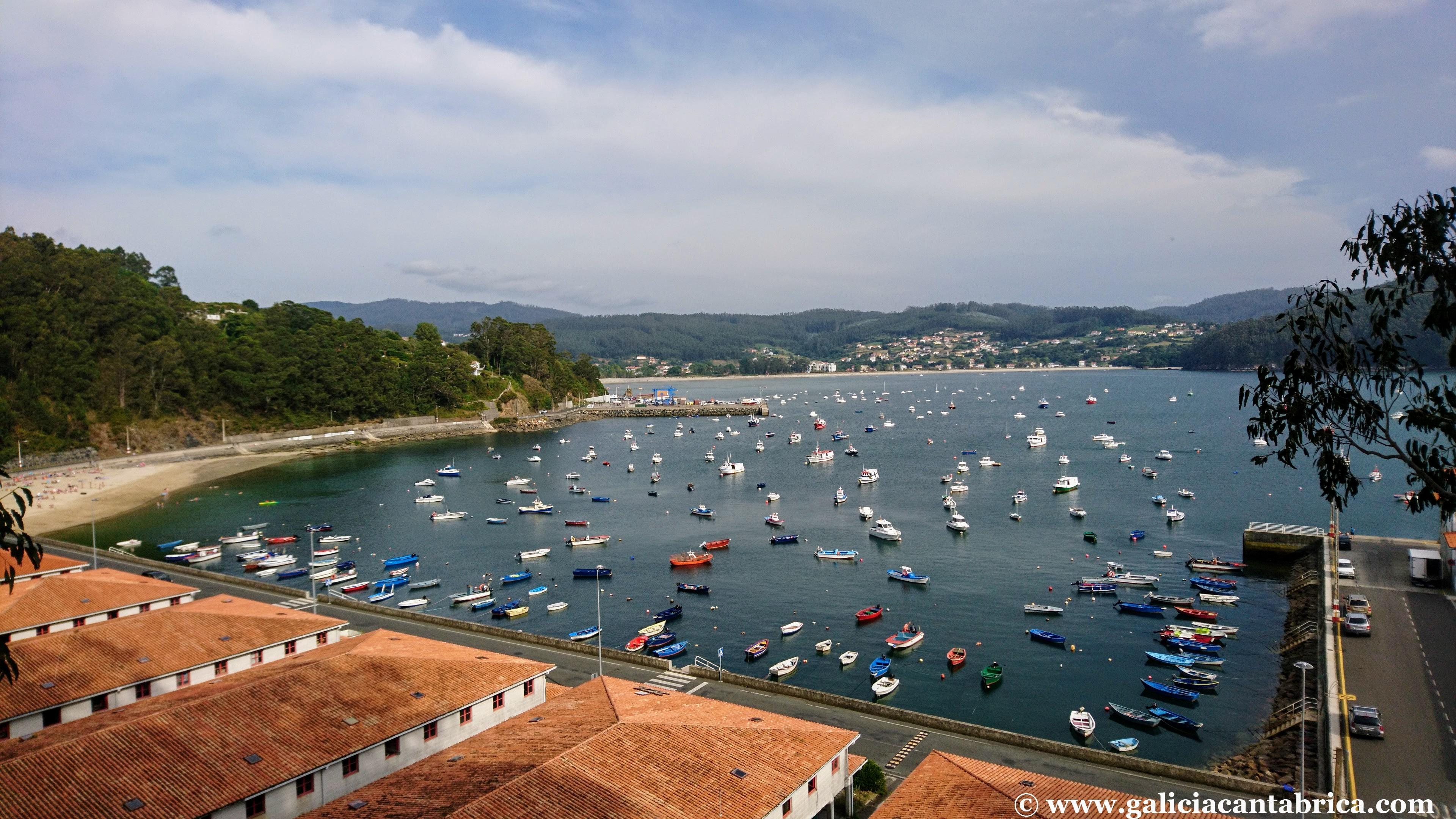 Puerto de Cedeira