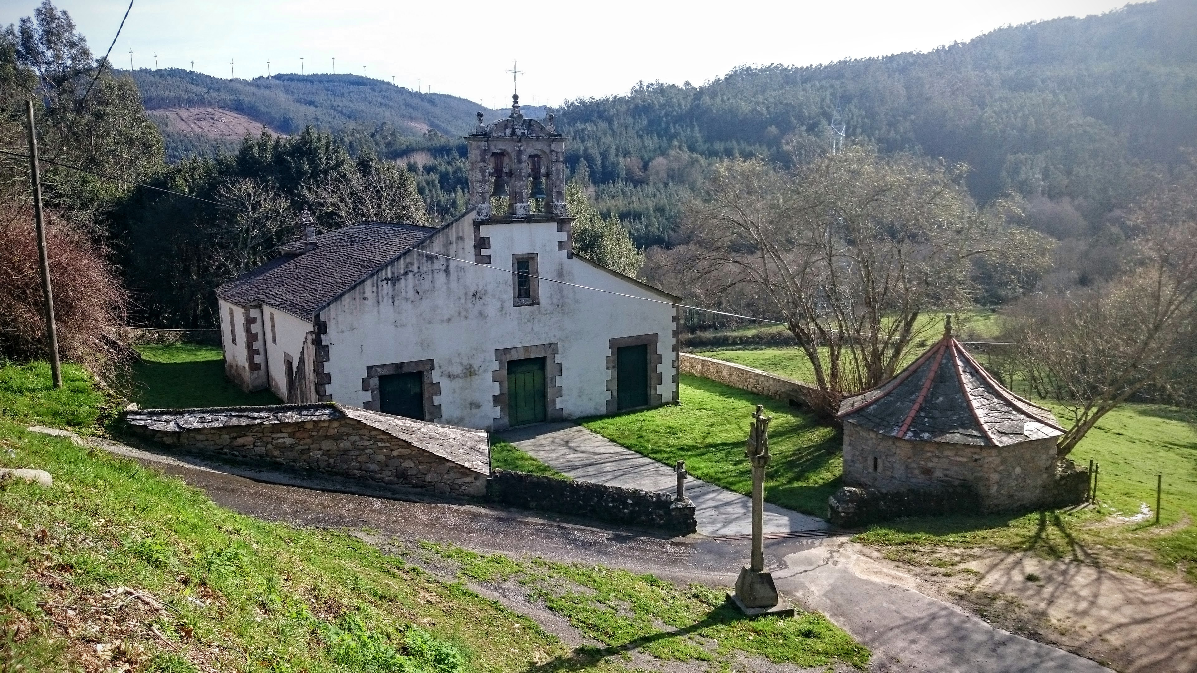Ourol Iglesia Xerdiz