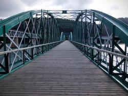 Puente de Hierro Vicedo Galicia Cantabrica