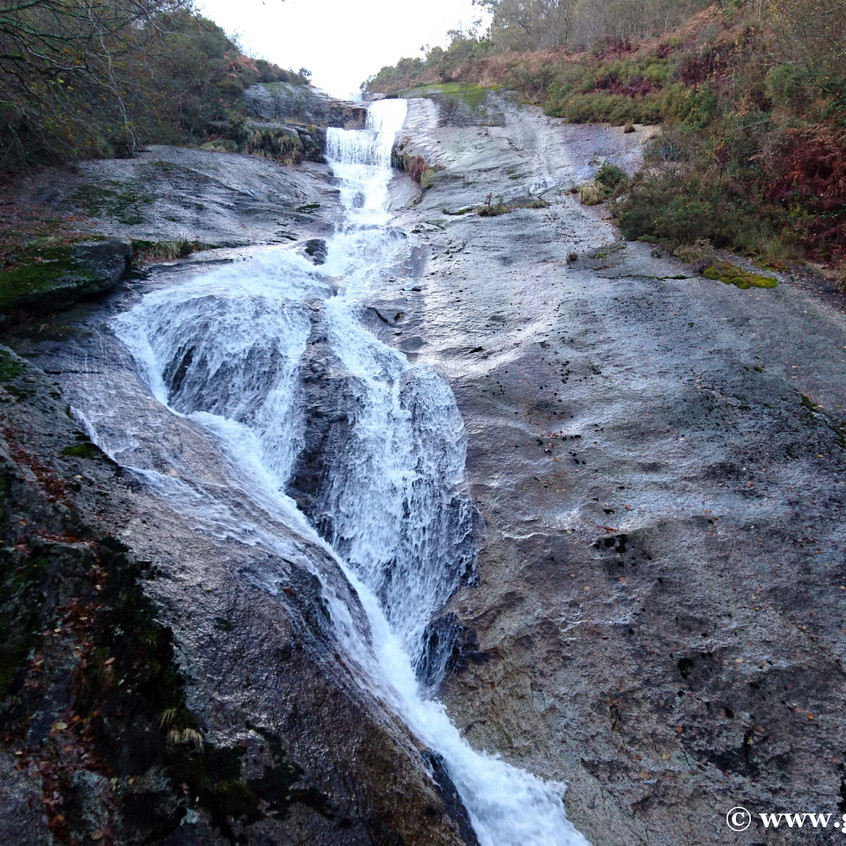 Cascada de Escouridal Alfoz Galicia Cantabrica (8)