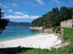 Playa del Caolin Vicedo