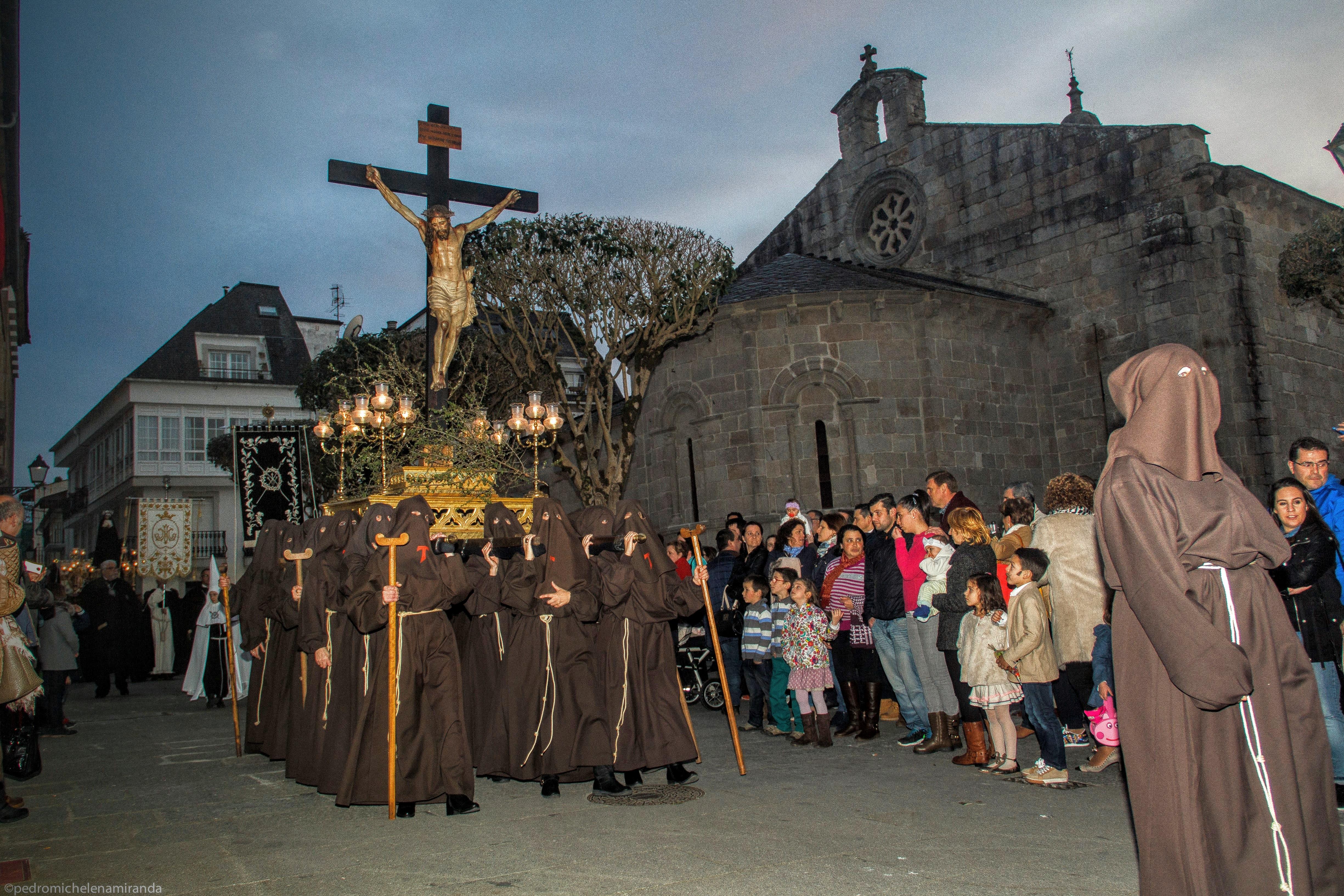 Semana Santa Viveiro Santa Maria