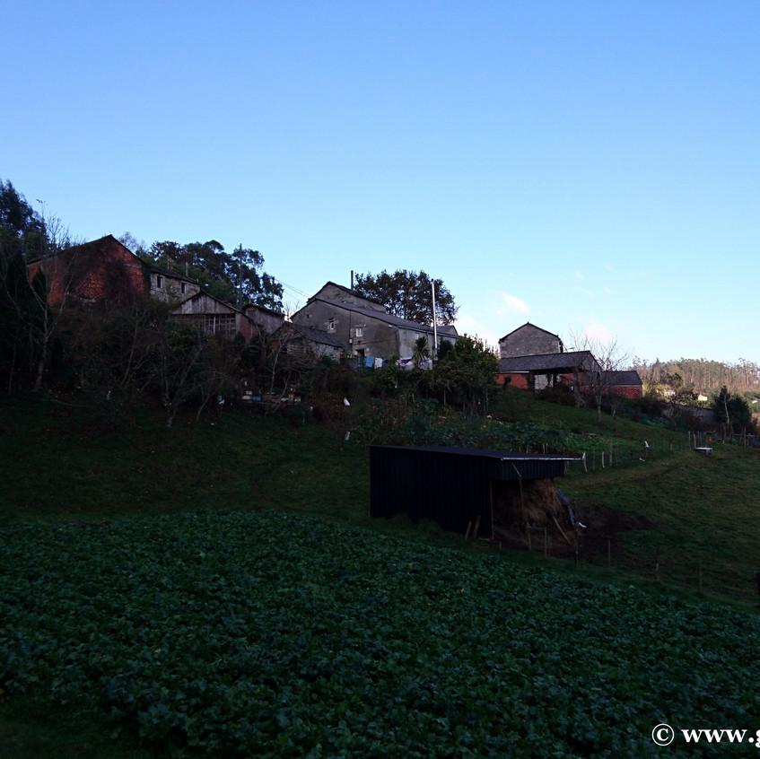 Cascada de Escouridal Alfoz Galicia Cantabrica (12)