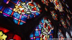 Rosetón Catedral Mondoñedo