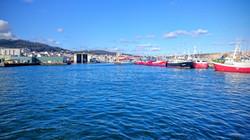 Burela Vista del Puerto