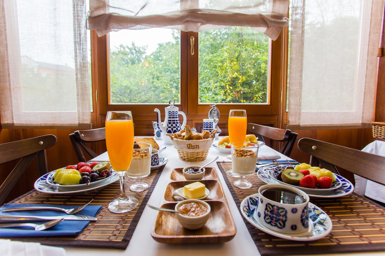 Desayunoenlamesa