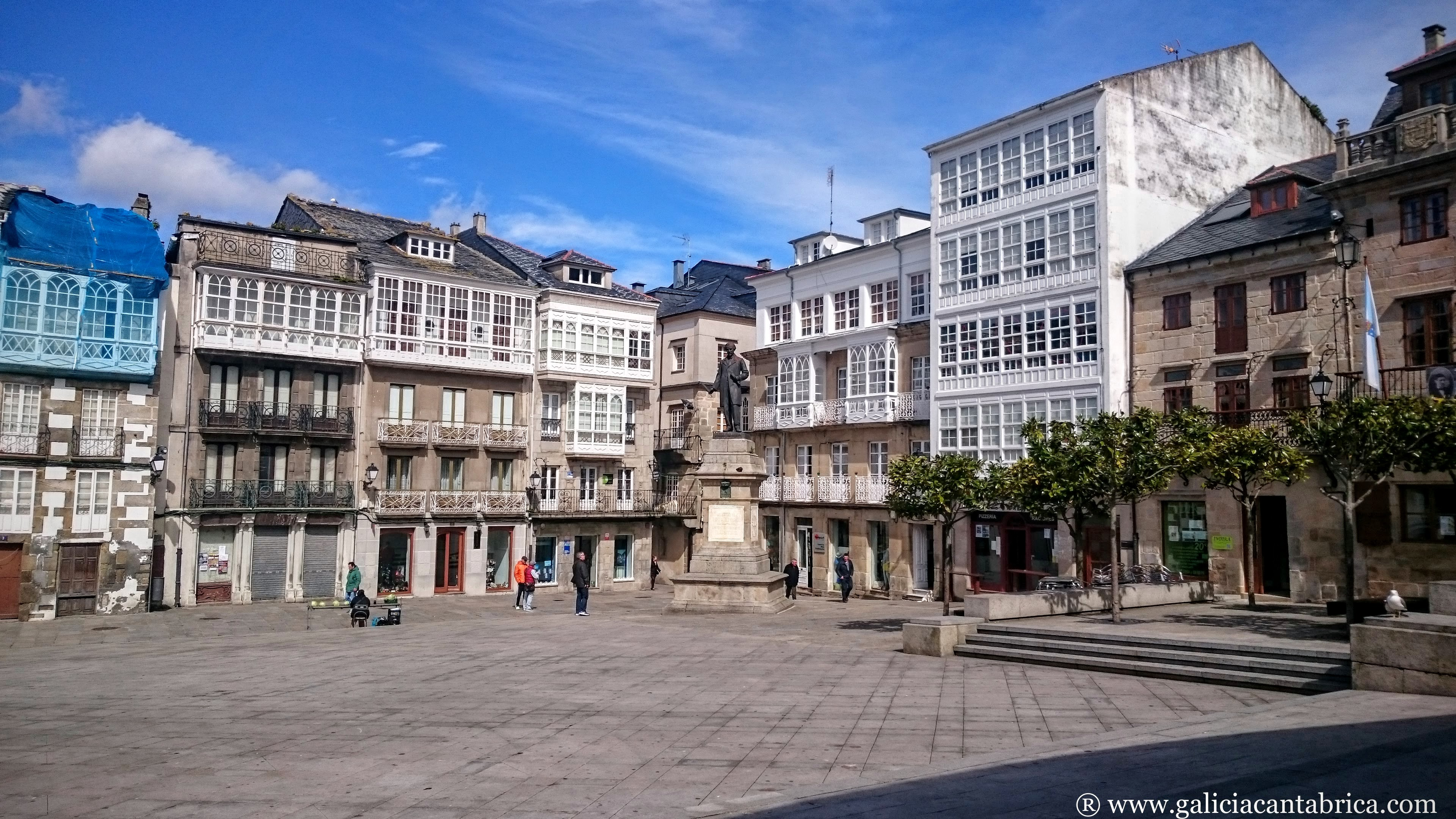 Plaza Mayor de Viveiro (3)