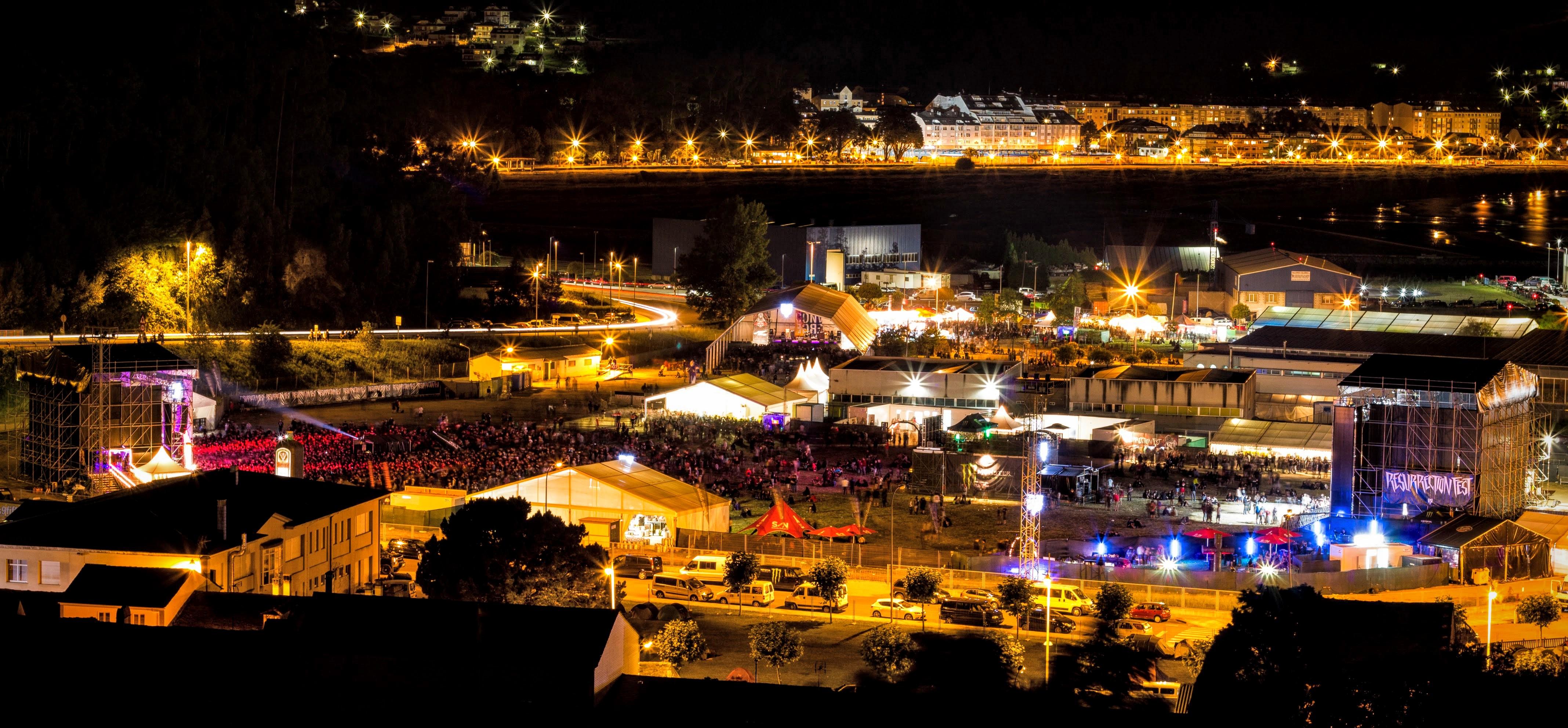 Fiesta Resurrection Fest Viveiro