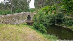 Puente medieval de San Ciprian