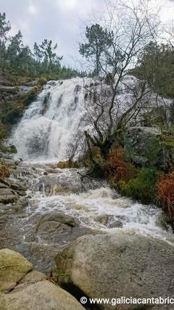 Cascada de Guilán, Xove