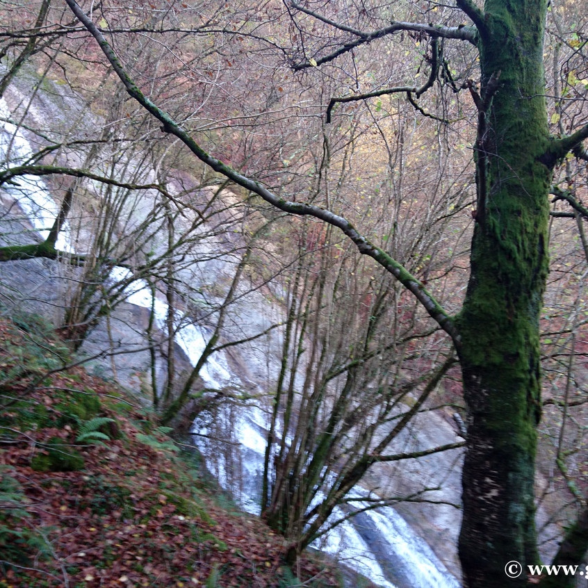 Cascada de Escouridal Alfoz Galicia Cantabrica (7)