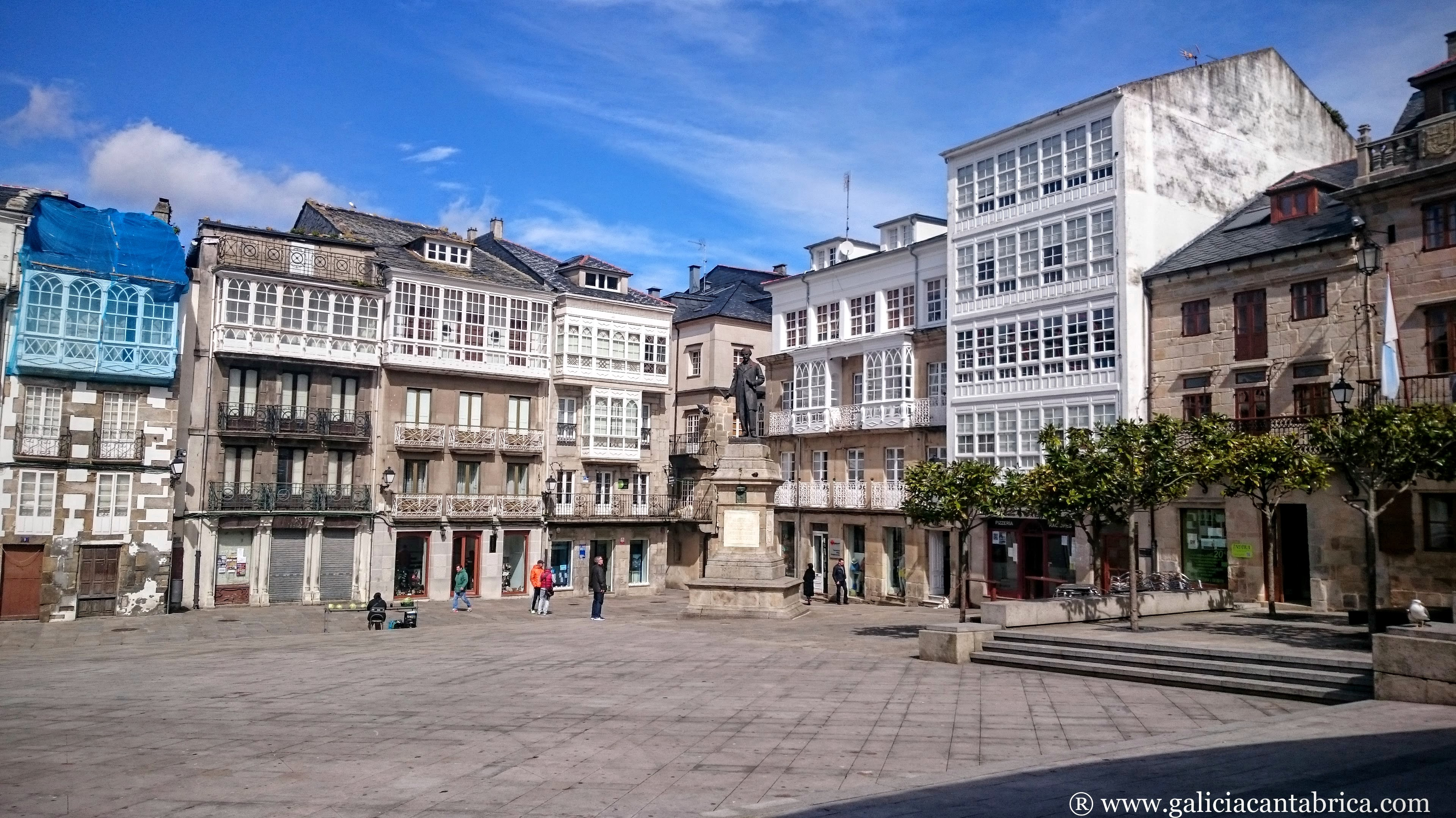 Plaza Mayor de Viveiro (2)