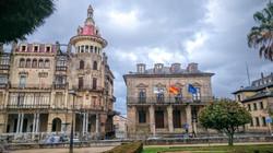 Ribadeo Torre de los Morenos Pazo Ibañez