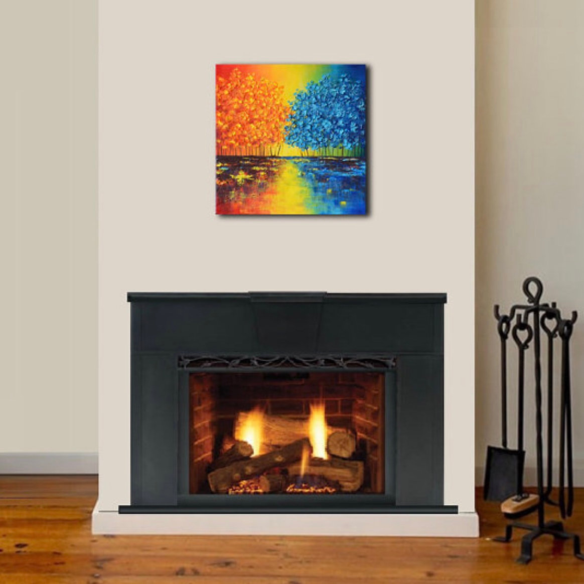 abstract art paintings original abstract wall art by zarasshop