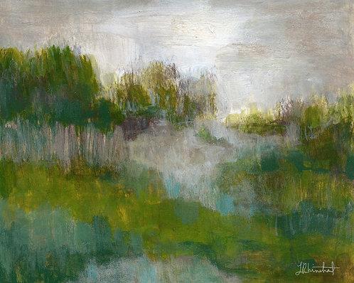 Inner Stillness III Print