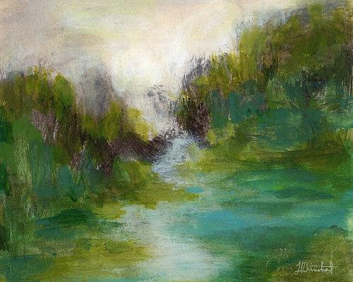 Inner Stillness II Print
