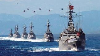 EKTAKTO!!!ΞΑΦΝΙΚΑ Στην Κρήτη κατευθύνεται ο τουρκικός Στόλος!!!Δέσμευσαν θαλάσσια ζώνη μήκους 580 χλ