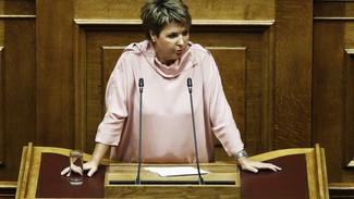 Δραματοποίηση των περιστατικών βίας από την αντιπολίτευση βλέπει η Όλγα Γεροβασίλη