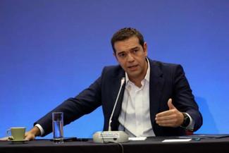 Αναφορά στα σενάρια εκλογών έκανε μεταξύ άλλων ο πρωθυπουργός στην συνέντευξη τύπου της ΔΕΘ.