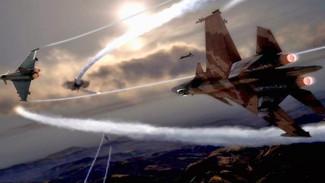 """ΕΚΤΑΚΤΟ: """"Θερμό"""" αεροπορικό επεισόδιο στην Βαλτική - Καταρρίφθηκαν 2 γερμανικά Eurofighter"""