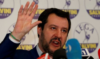 Σαλβίνι: Άνθρωποι σαν τον Γιούνκερ και τον Μοσκοβισί έχουν καταστρέψει την Ευρώπη
