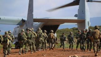 Η 32η Ταξιαρχία Πεζοναυτών «Ανέλαβε Μάχιμη Αποστολή» …να ετοιμάσει το Hot-Spot