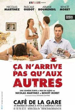 Photo William LET - Conception Graphique IODA Philippe Jacquin- Production Ki m'aime me suive, Pasca