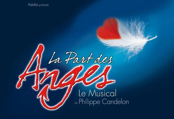 La part des Anges - Le Musical de Philippe Candelon - Conception William LET