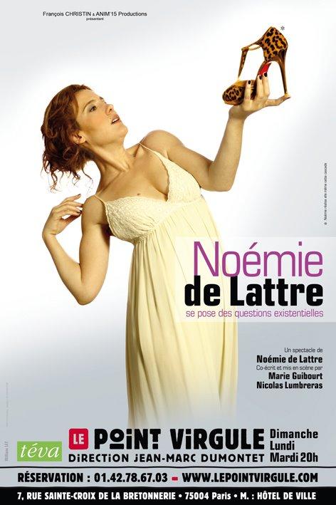 Noémie DE LATTRE