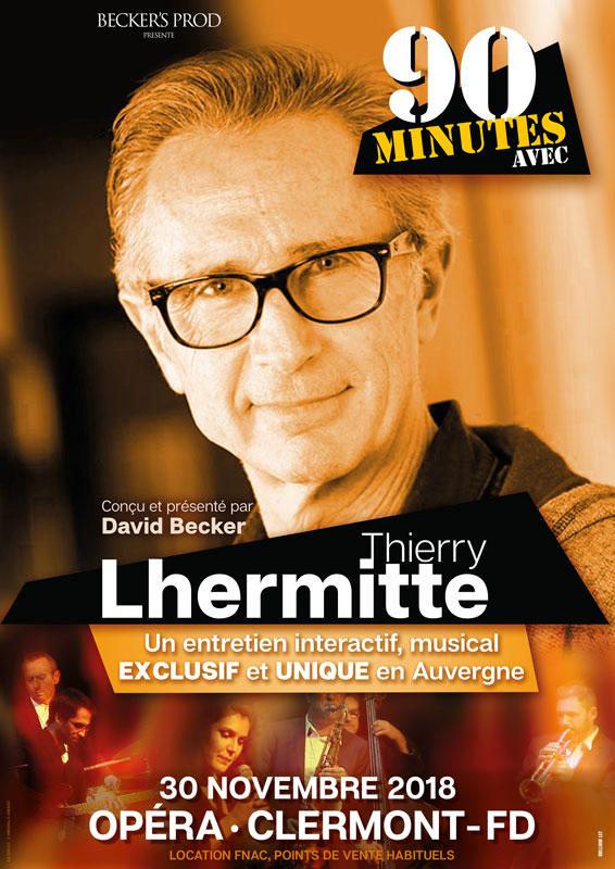 90min avec Thierry Lhermitte