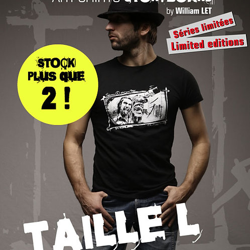 Art-Shirt homme col rond