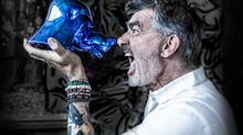 shooting portrait de Michel Soubeyrand, sculpteur par William LET ©