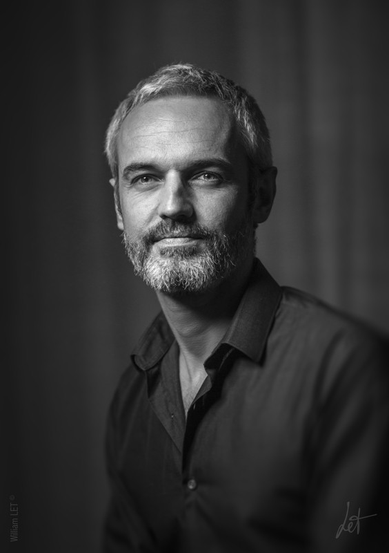 Olivier BAL - Auteur - Portrait