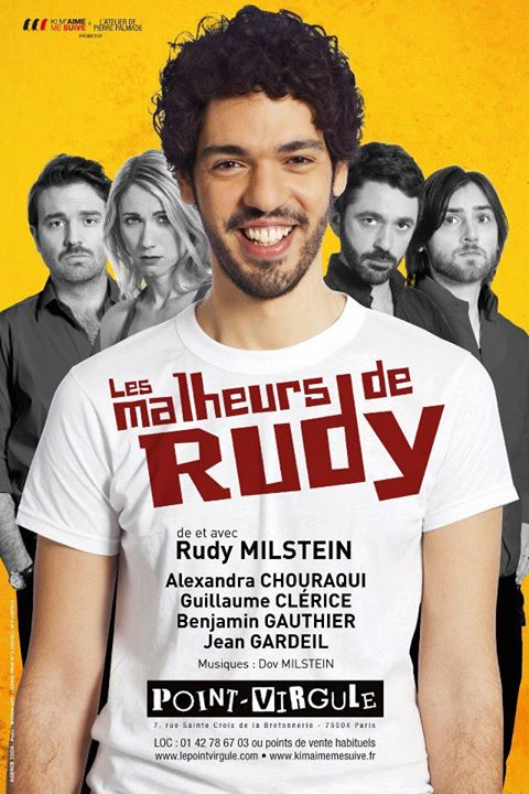Les Malheurs de Rudy