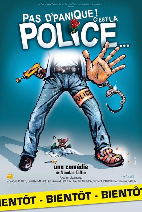 PAS E PANIQUE C'EST LA POLICE