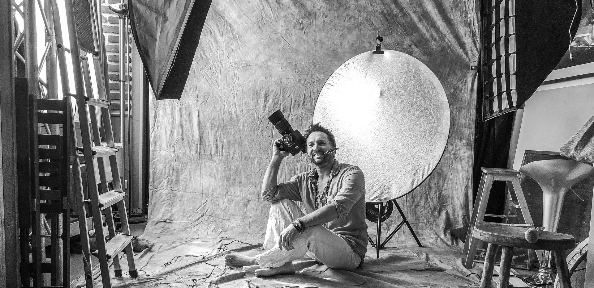 William LET en Studio
